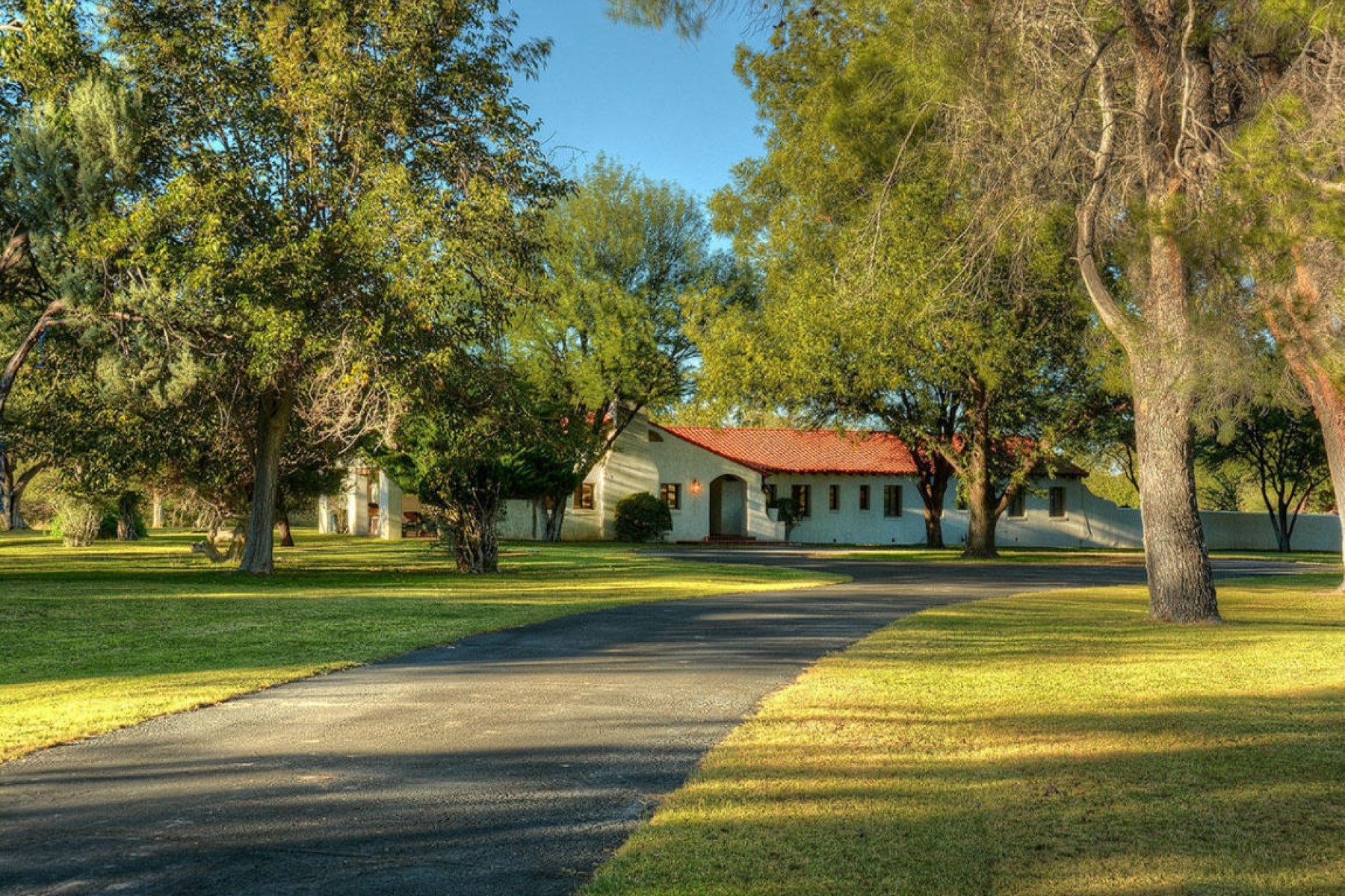sales property at Headquarters for the historic Pajaros Migratorios Ranch