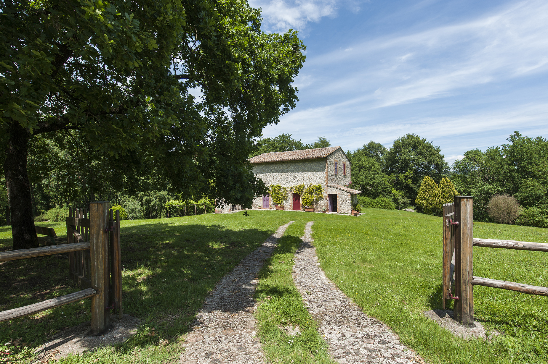 Vivienda unifamiliar por un Venta en Beautiful farmhouse near Orte Orte, Viterbo Italia
