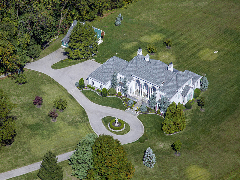 Single Family Home for Sale at Estate at Ridge View Manor Mine Road Malvern, Pennsylvania 19355 United States