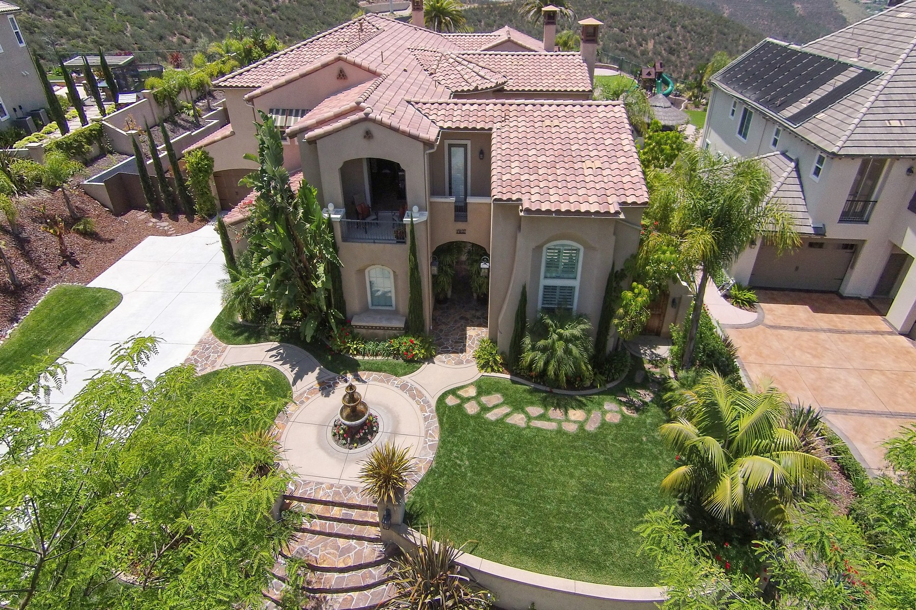 Single Family Home for Sale at 15127 Almond Orchard Lane San Diego, California, 92131 United States