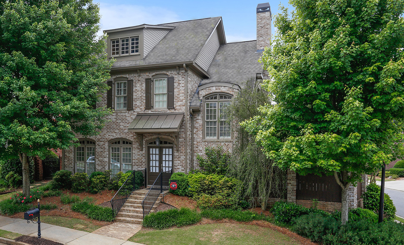 Single Family Home for Sale at Updated and Direct Access to Big Creek Greenway Trail 1005 Ambrose Avenue Alpharetta, Georgia 30022 United States