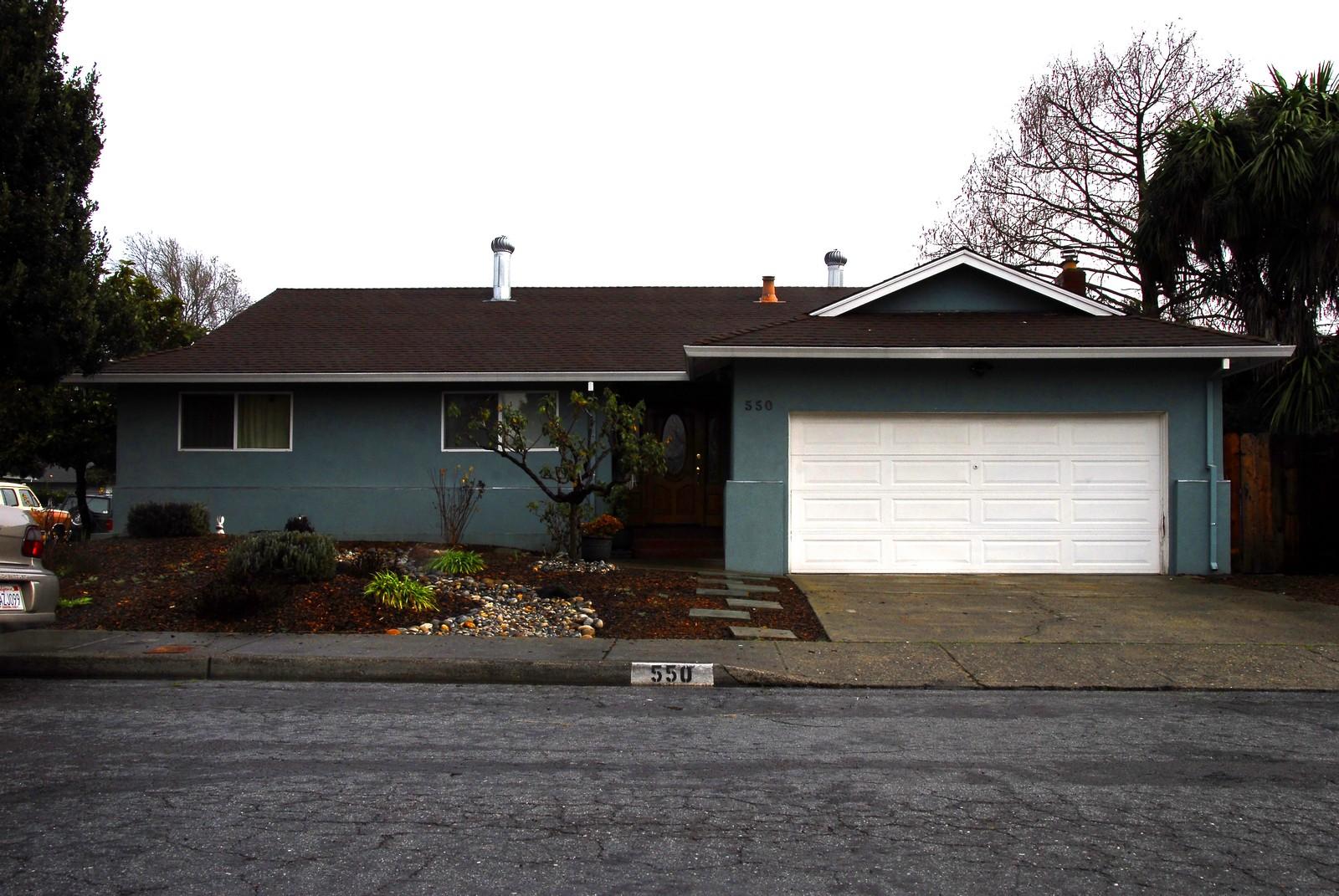 Single Family Home for Sale at 550 McFall Court Santa Rosa, California 95401 United States