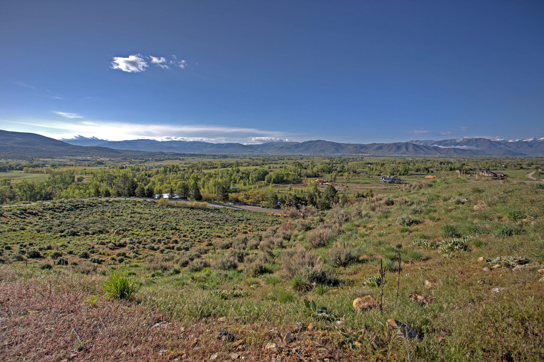 Land for Sale at Big Down Valley Views 2641 River Meadows Dr Lot 32 Midway, Utah 84049 United States