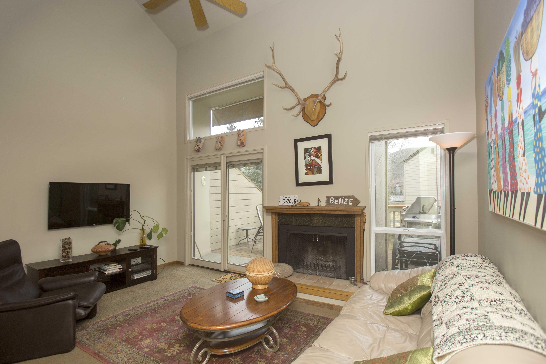 Кооперативная квартира для того Продажа на Two Bedroom Plus Loft and Garage 2225 Bonne Vie Condo Drive Elkhorn, Sun Valley, Айдахо 83353 Соединенные Штаты