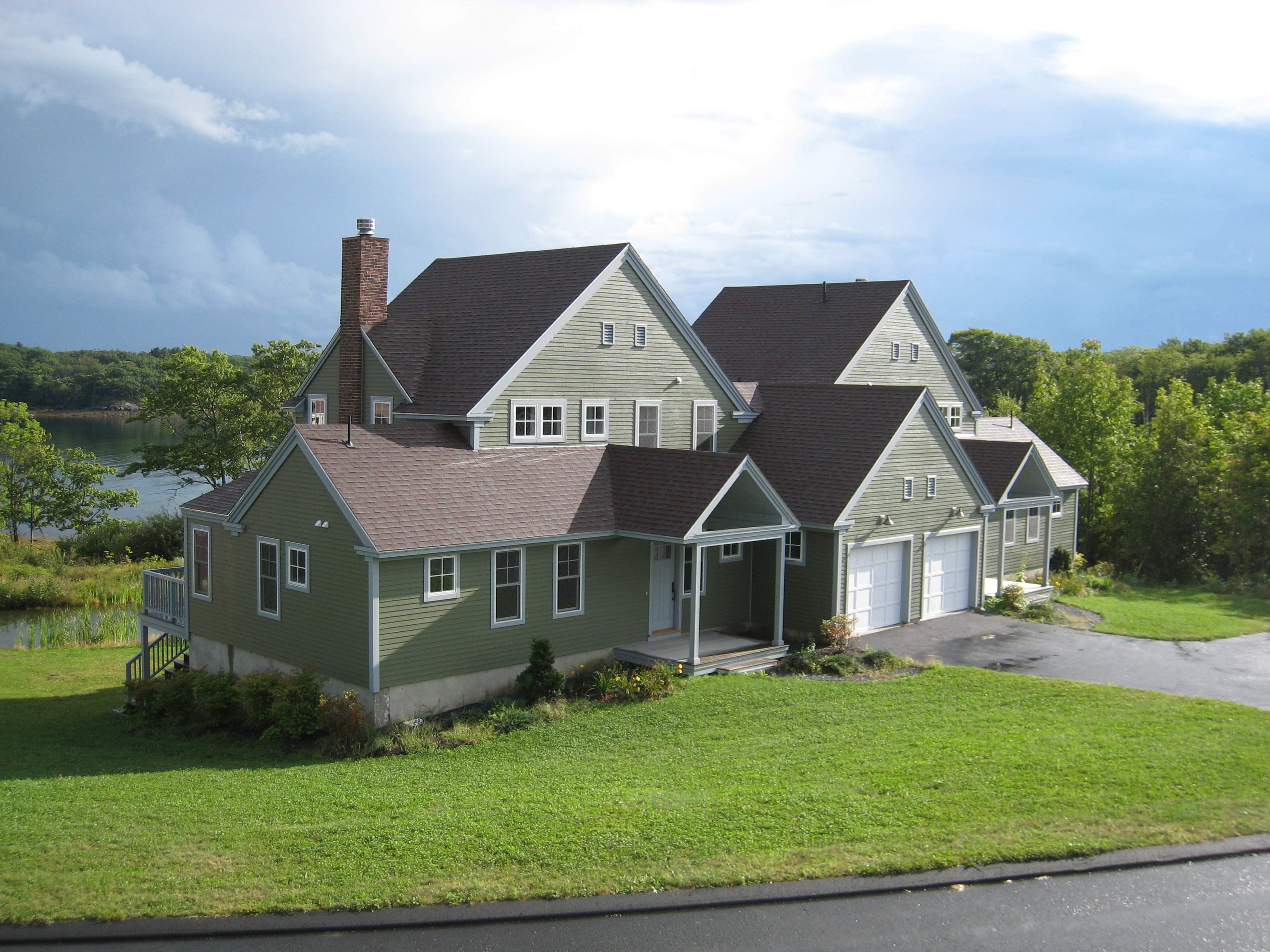 Condominium for Sale at #11B 45 Powerhouse Hill Lane #11B Rockport, Maine, 04856 United States