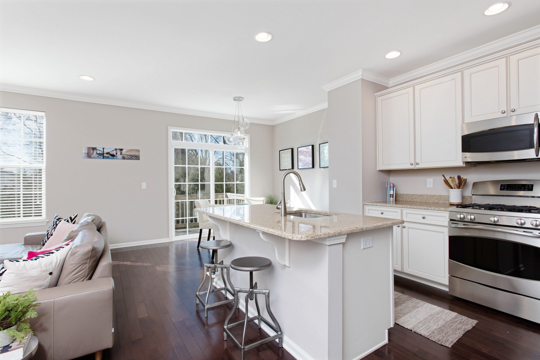 sales property at Beautiful Townhome