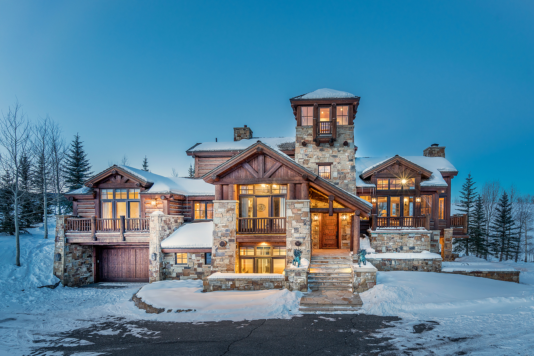 Maison unifamiliale pour l Vente à 139 Adams Ranch Road Telluride, Colorado 81435 États-Unis