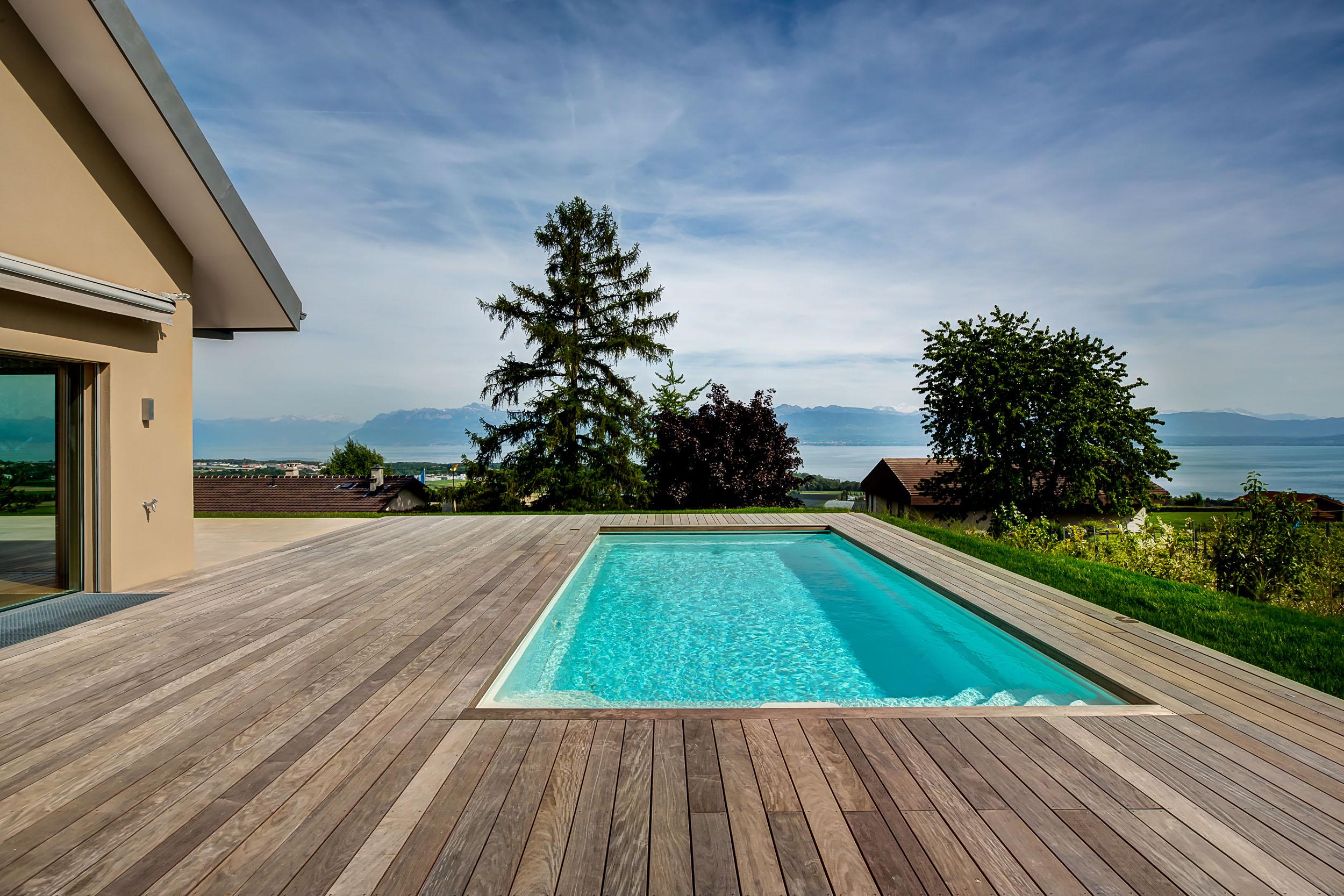 一戸建て のために 売買 アット Luxurious brand new contemporary house Other Vaud, ボー 1173 スイス