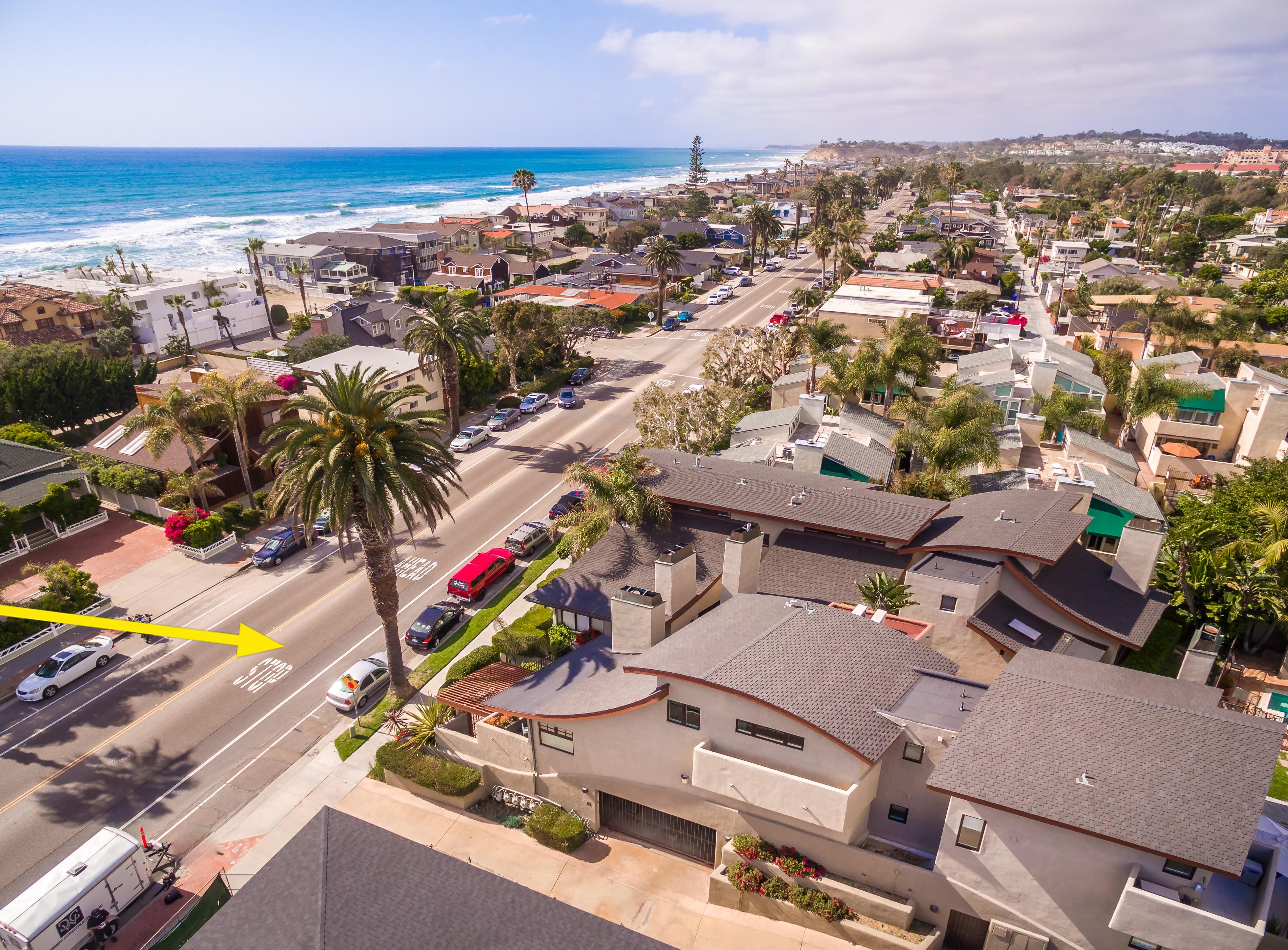 Condominio per Vendita alle ore 1727-29 Coast Boulevard Del Mar, California, 92014 Stati Uniti