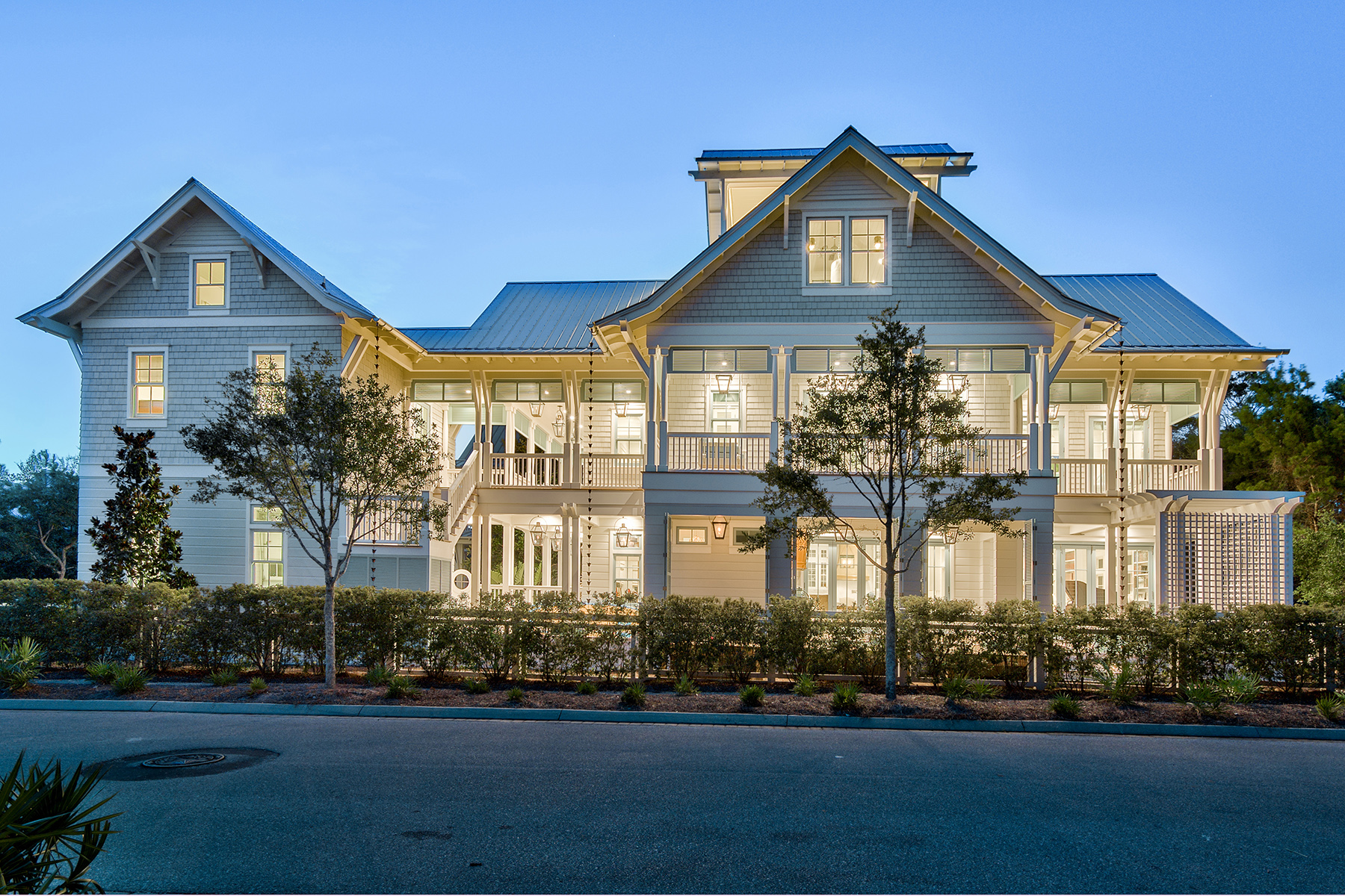 Single Family Home for Sale at IMPECCABLE DESIGN & FUNCTION FOR HIGH END LIVING & ENTERTAINING 10 Flatwood Street Watercolor, Santa Rosa Beach, Florida, 32459 United States
