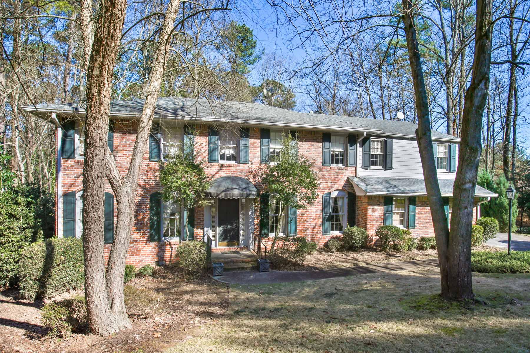 一戸建て のために 売買 アット Outstanding Opportunity in Dunwoody 5542 Whitewood Court Atlanta, ジョージア 30338 アメリカ合衆国