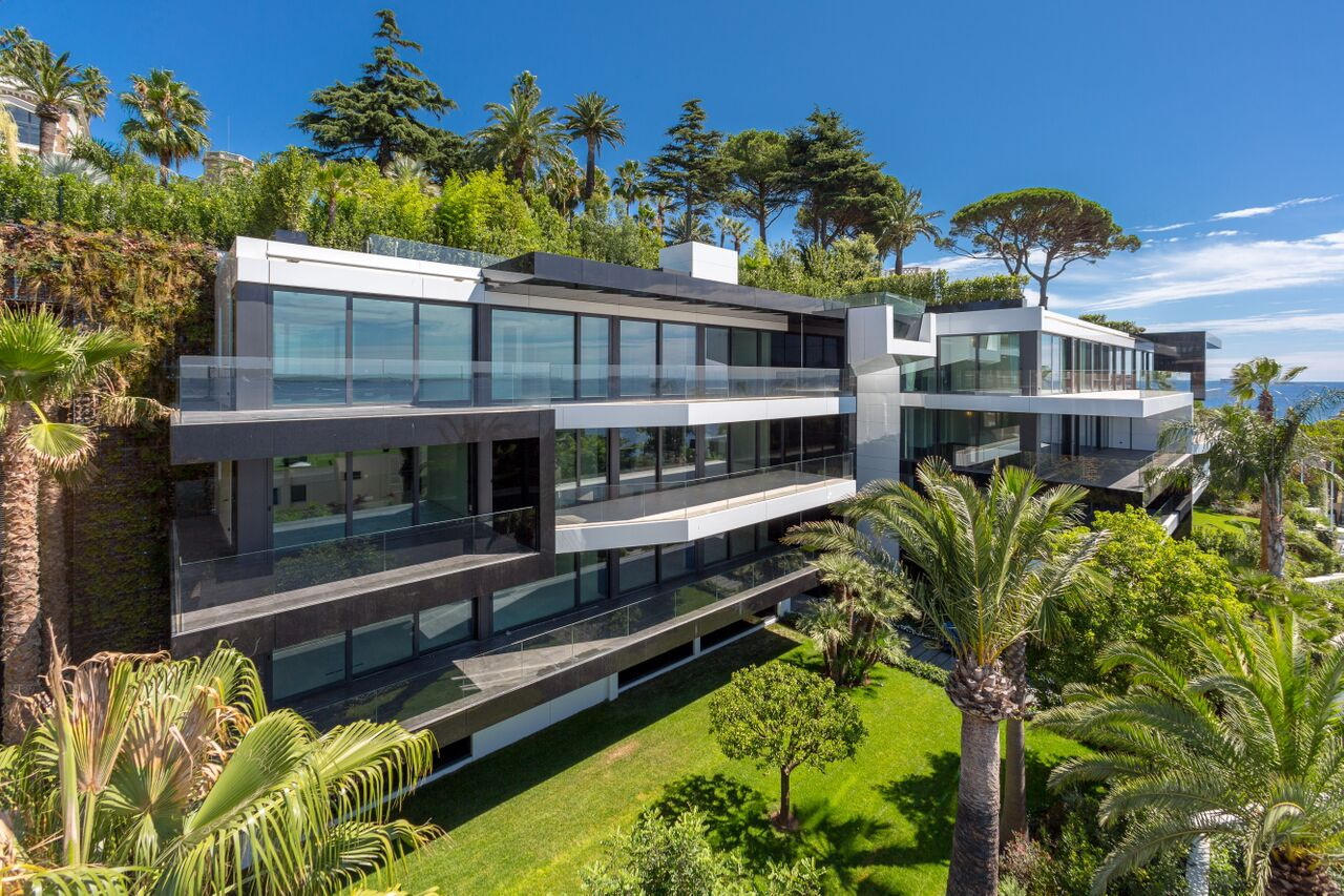 Apartment for Sale at Magnificent 4 bedroomed apartment - New development - 87 Soligny Cannes Cannes, Provence-Alpes-Cote D'Azur 06400 France