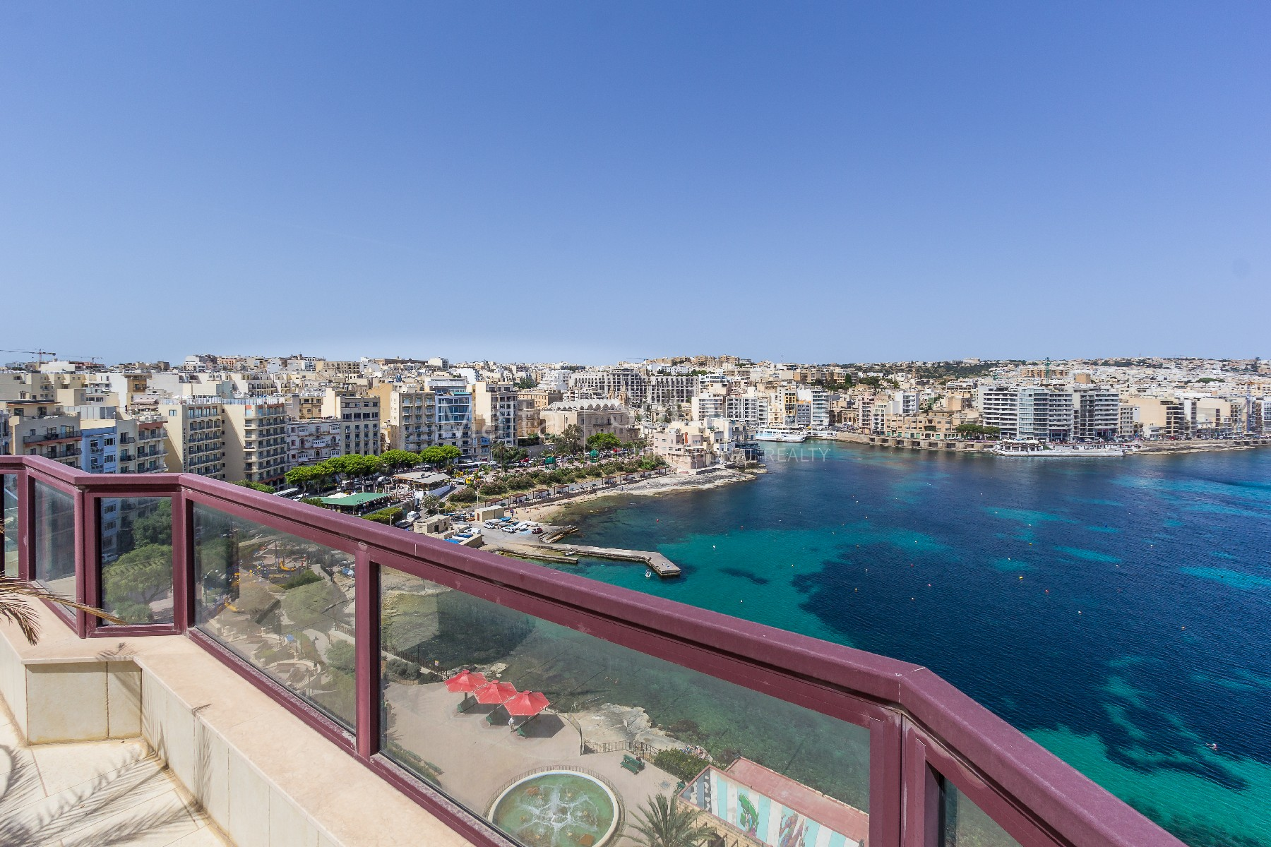 Property Of Stunning Seaview Penthouse