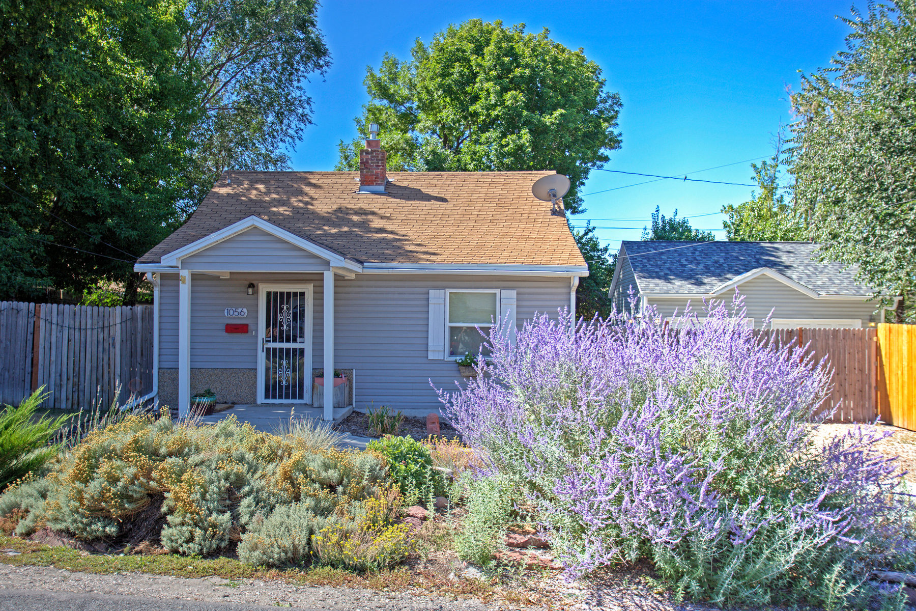 Single Family Home for Sale at Charming Curb Appeal 1056 Atkin Ave Salt Lake City, Utah 84106 United States