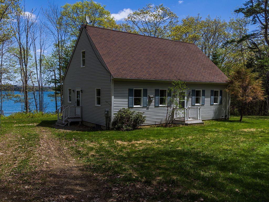Single Family Home for Sale at 1008 Dutch Neck Road Waldoboro, Maine 04572 United States