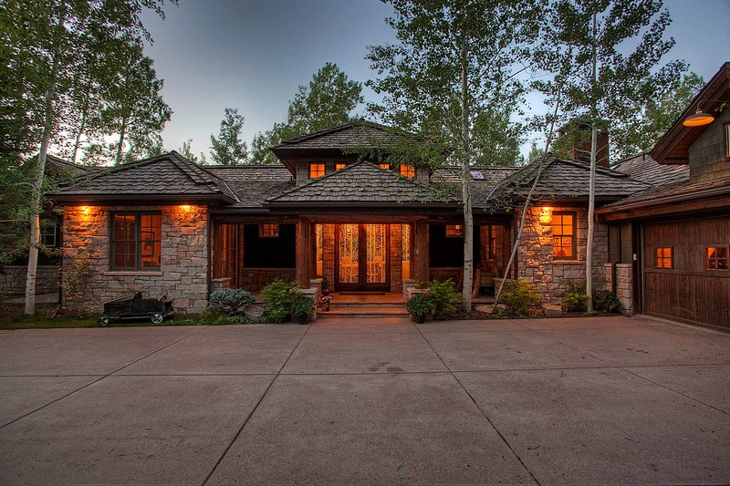 Villa per Vendita alle ore Ski-in / Ski-out Mountain Home 27 Timber Ridge Lane Snowmass Village, Colorado 81615 Stati Uniti