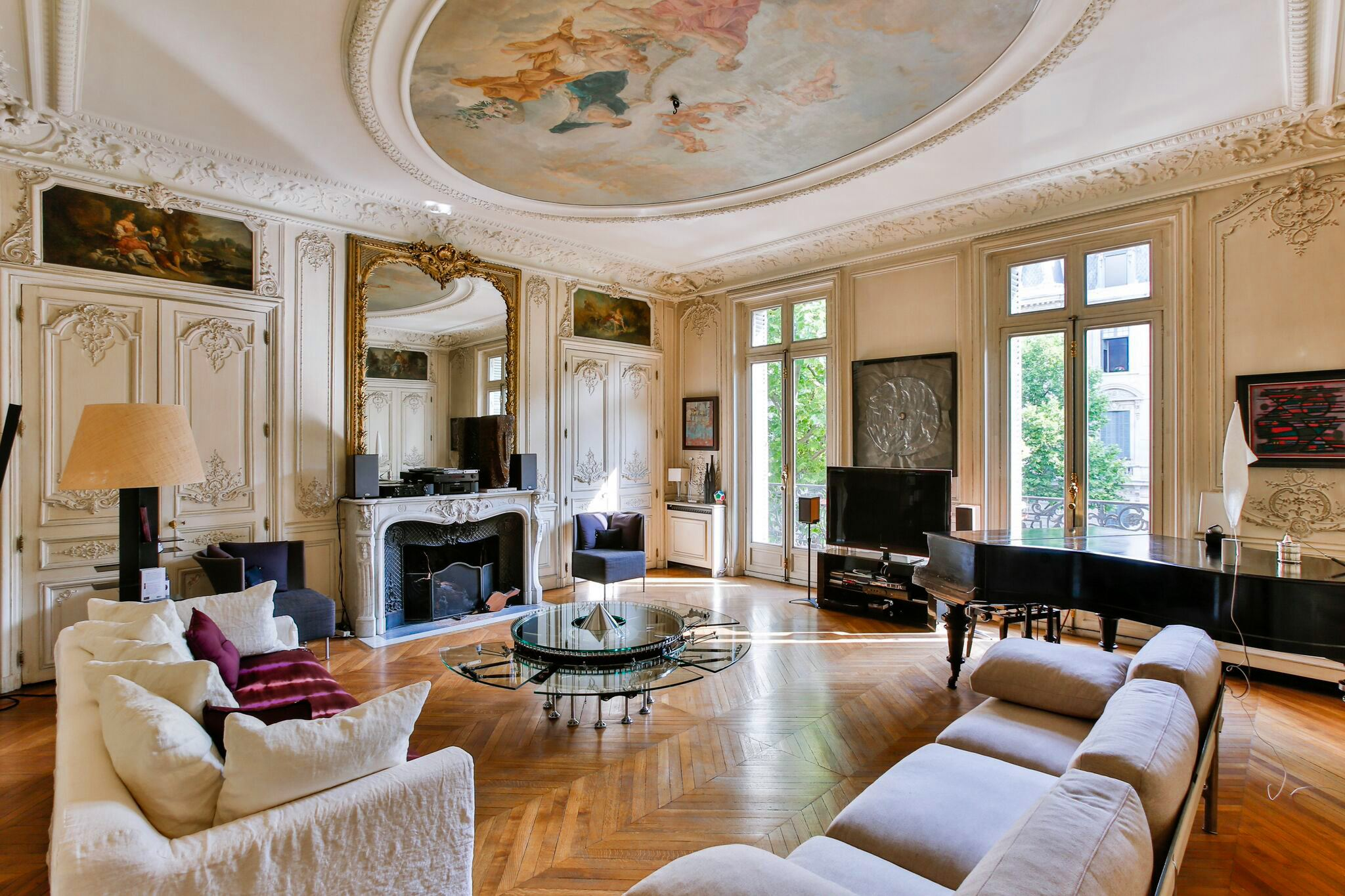 Appartamento per Vendita alle ore Apartment - Monceau - Saint-Augustin Paris, Parigi 75008 Francia