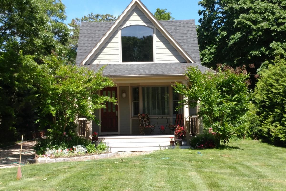sales property at Custom Designed Home