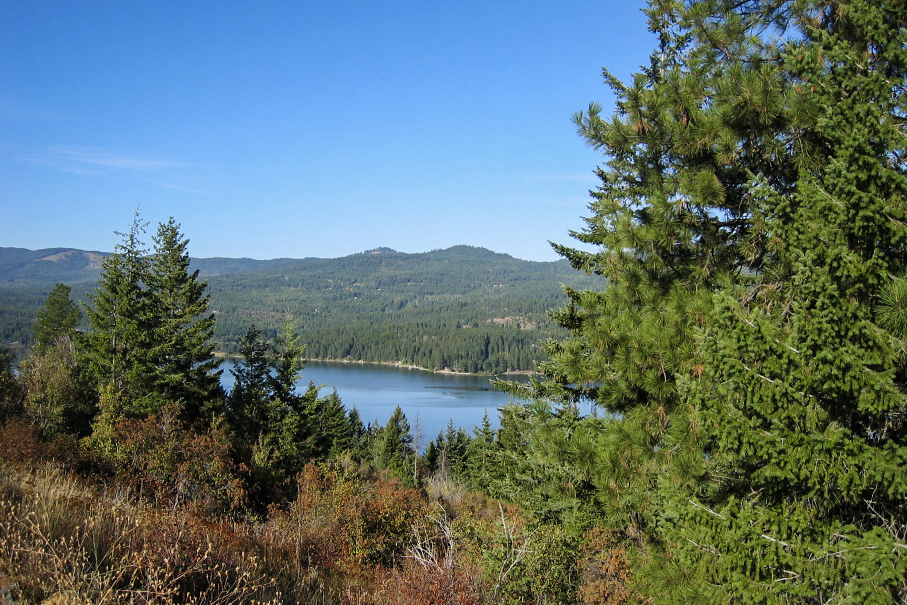 Land for Sale at Cocolalla Lake Views Lot 4 Overlake View Rd Cocolalla, Idaho 83813 United States