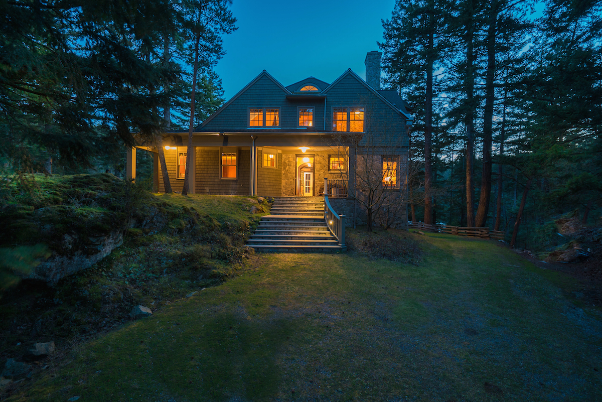 sales property at The Hidden Jewel on Orcas Island