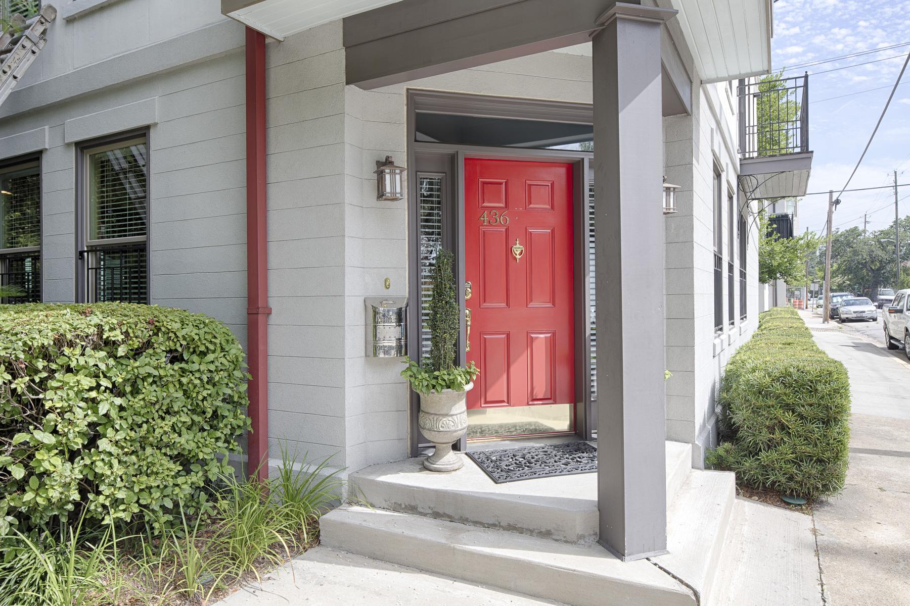 Condominium for Sale at 436 East Oglethrope Avenue 436 East Oglethorpe Avenue Savannah, Georgia 31401 United States