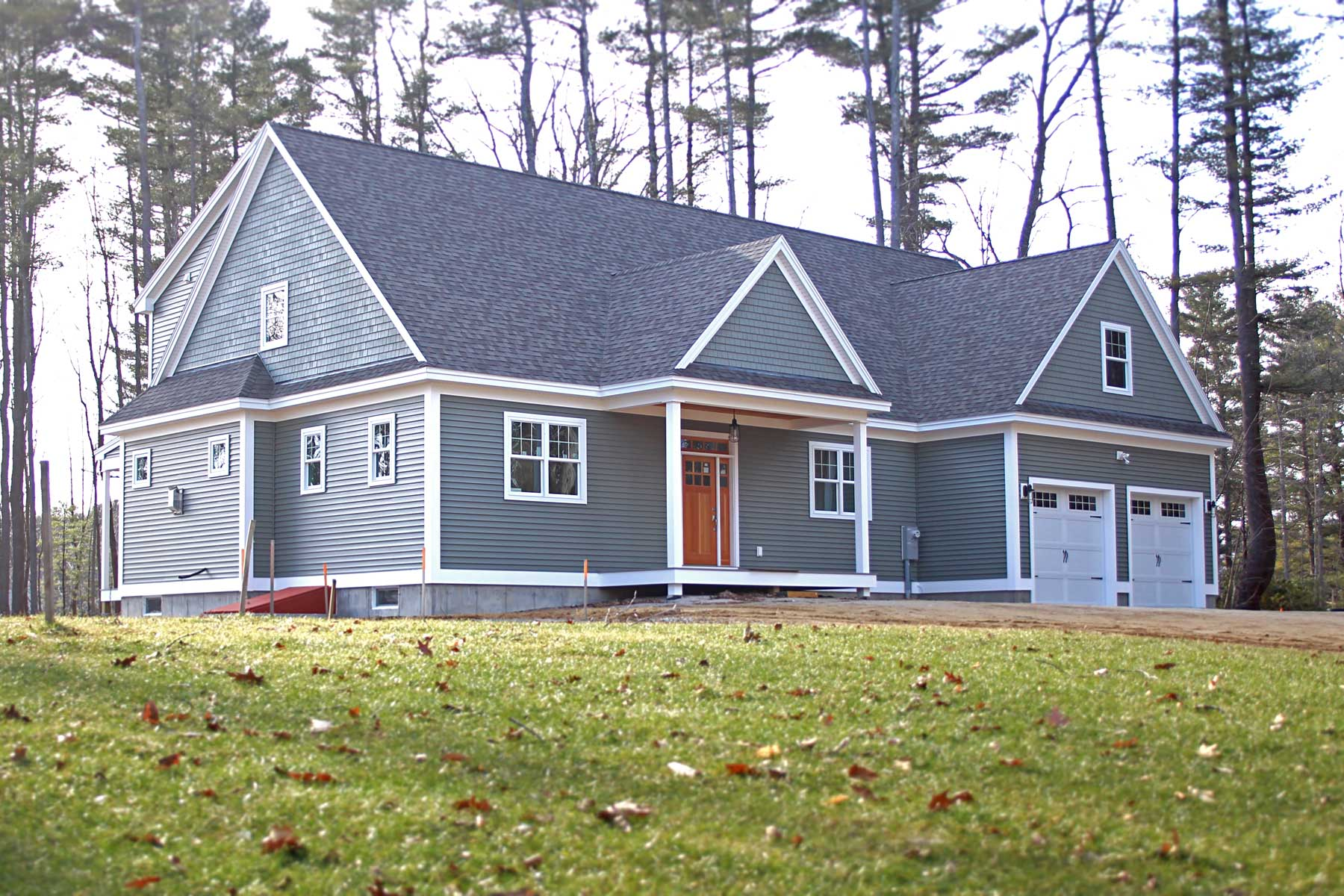 sales property at Newly Constructed Cape on the Piscataqua
