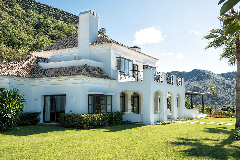 Property Of Delightful villa situated in La Zagaleta