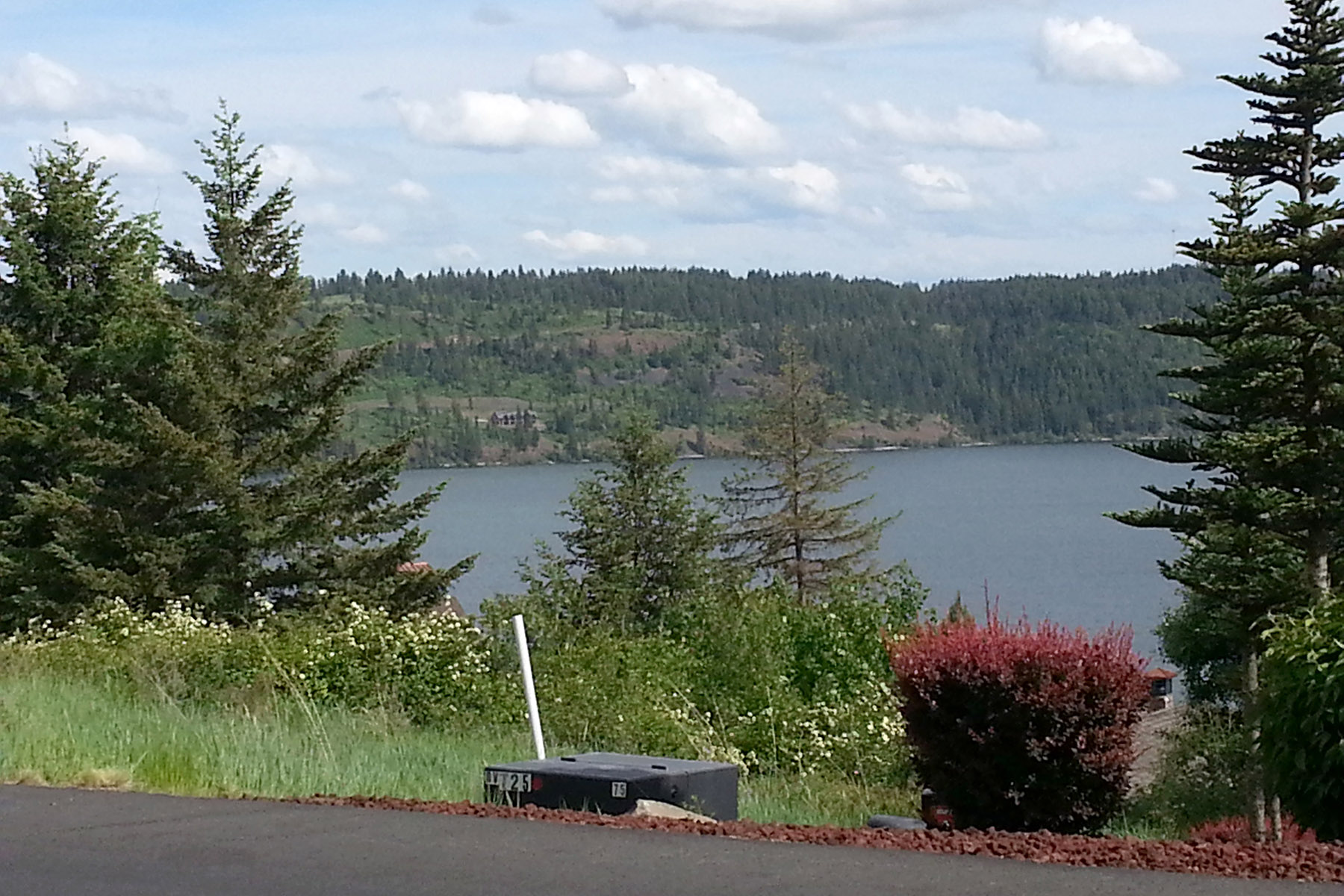 Land for Sale at Exclusive view lot located in Black Rock 5228 W Onyx Circle Coeur D Alene, Idaho, 83814 United States