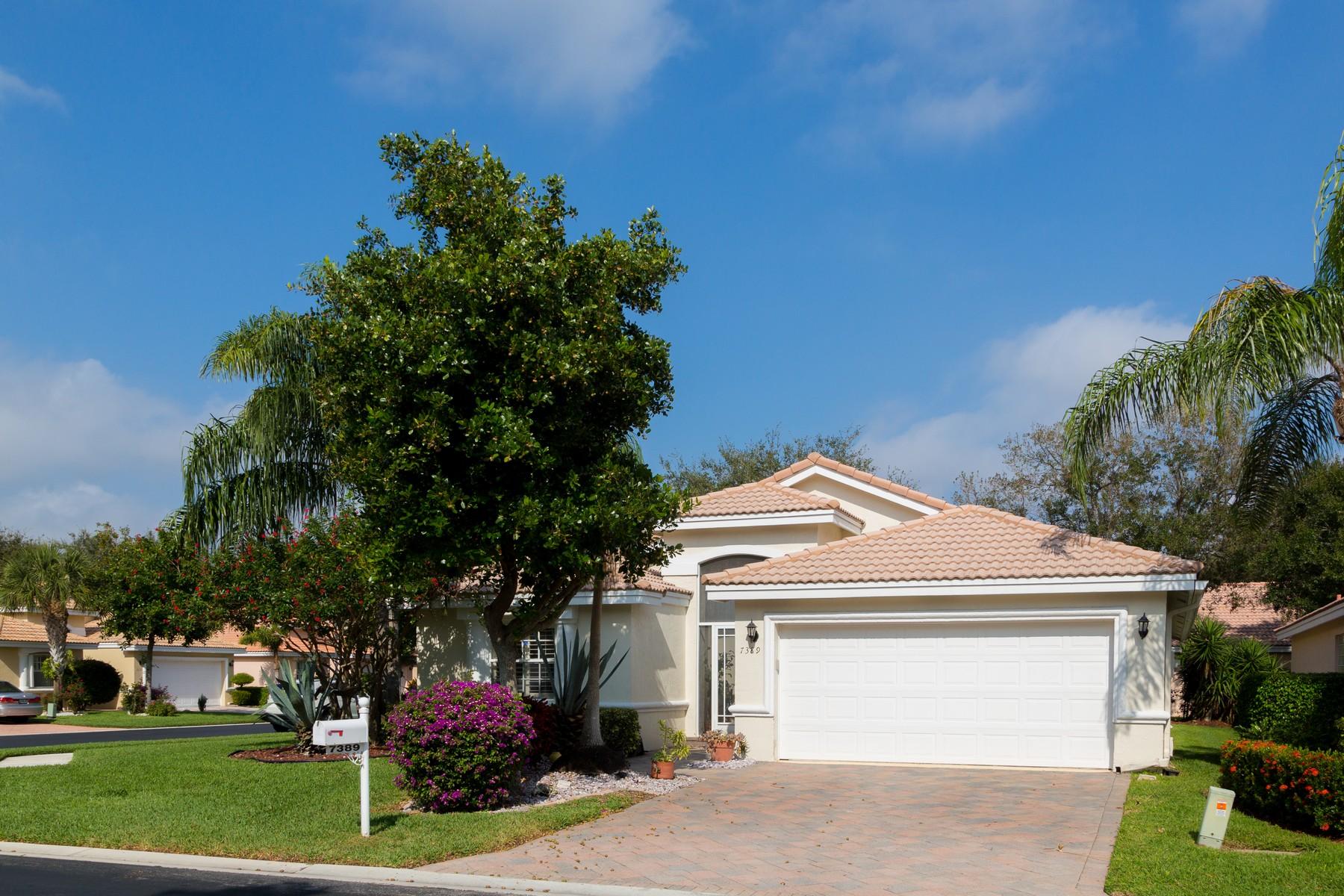 獨棟家庭住宅 為 出售 在 7389 Lugano Dr , Boynton Beach, FL 33437 7389 Lugano Dr Boynton Beach, 佛羅里達州, 33437 美國