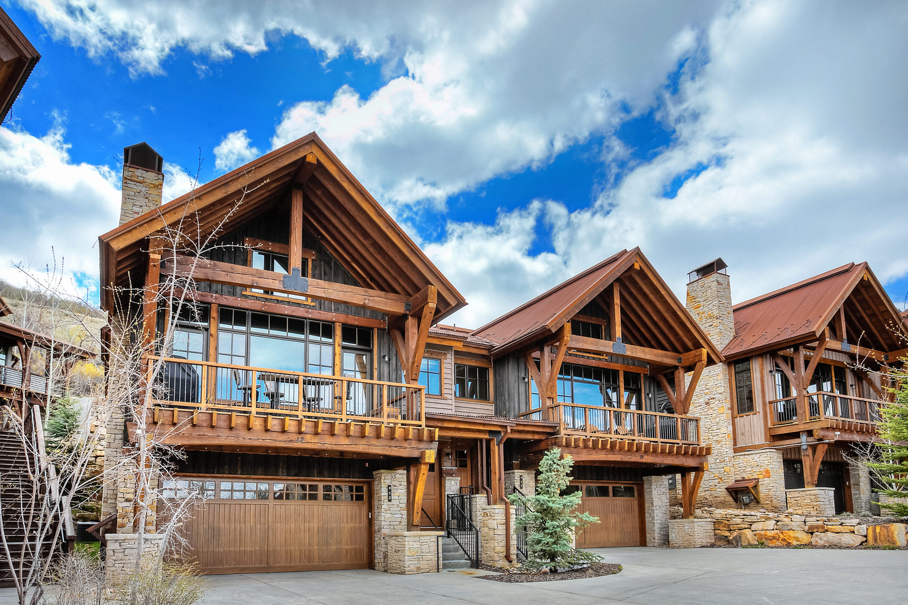 Condominium for Sale at Stunning Silver Star Cottage 12 Silver Star Ct Park City, Utah 84060 United States
