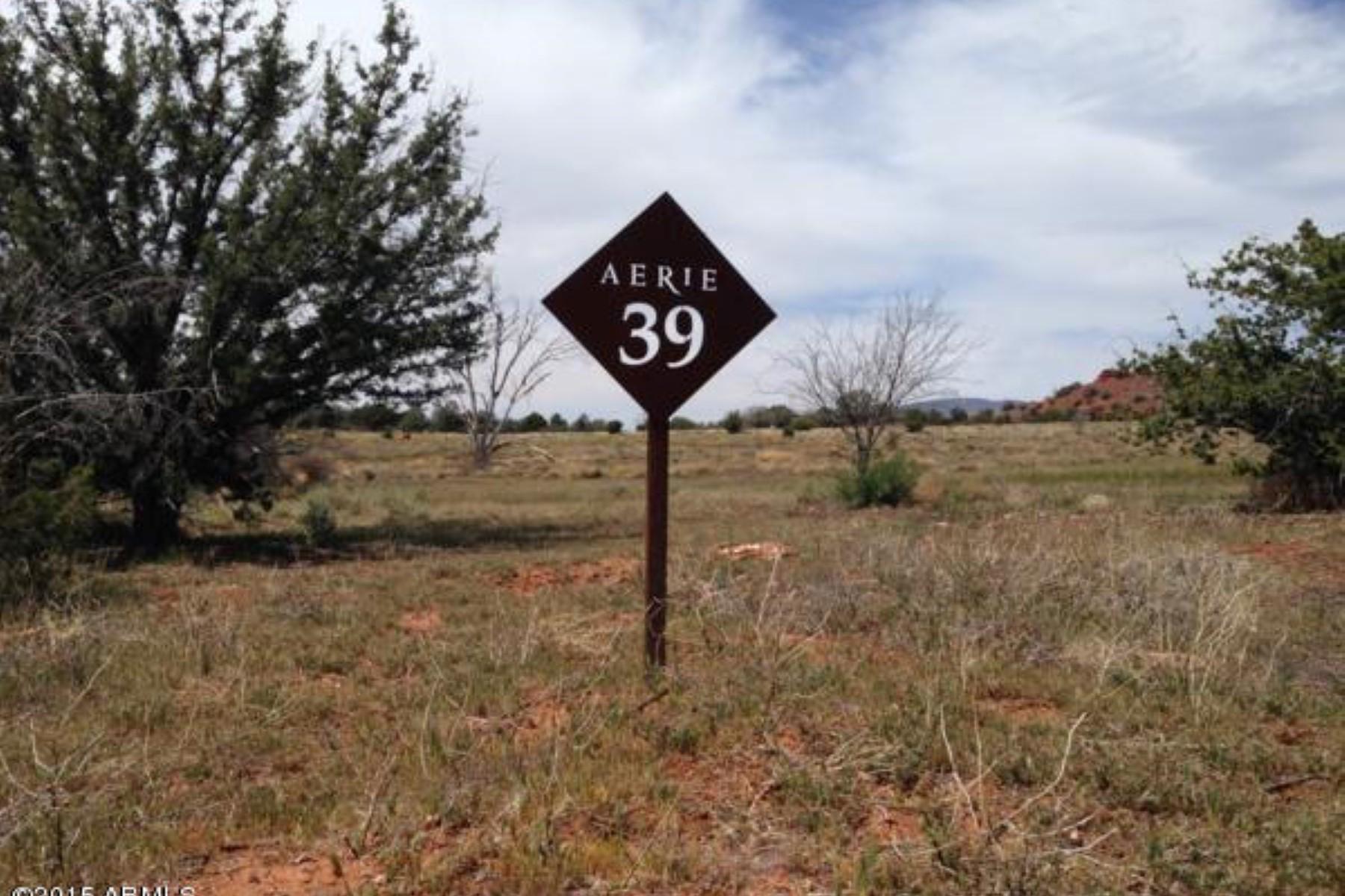 Đất đai vì Bán tại Aerie Lot 39 - Central 2.6 acre lot with expansive views of Doe Mountain. 60 Altair AVE 39 Sedona, Arizona 86336 Hoa Kỳ