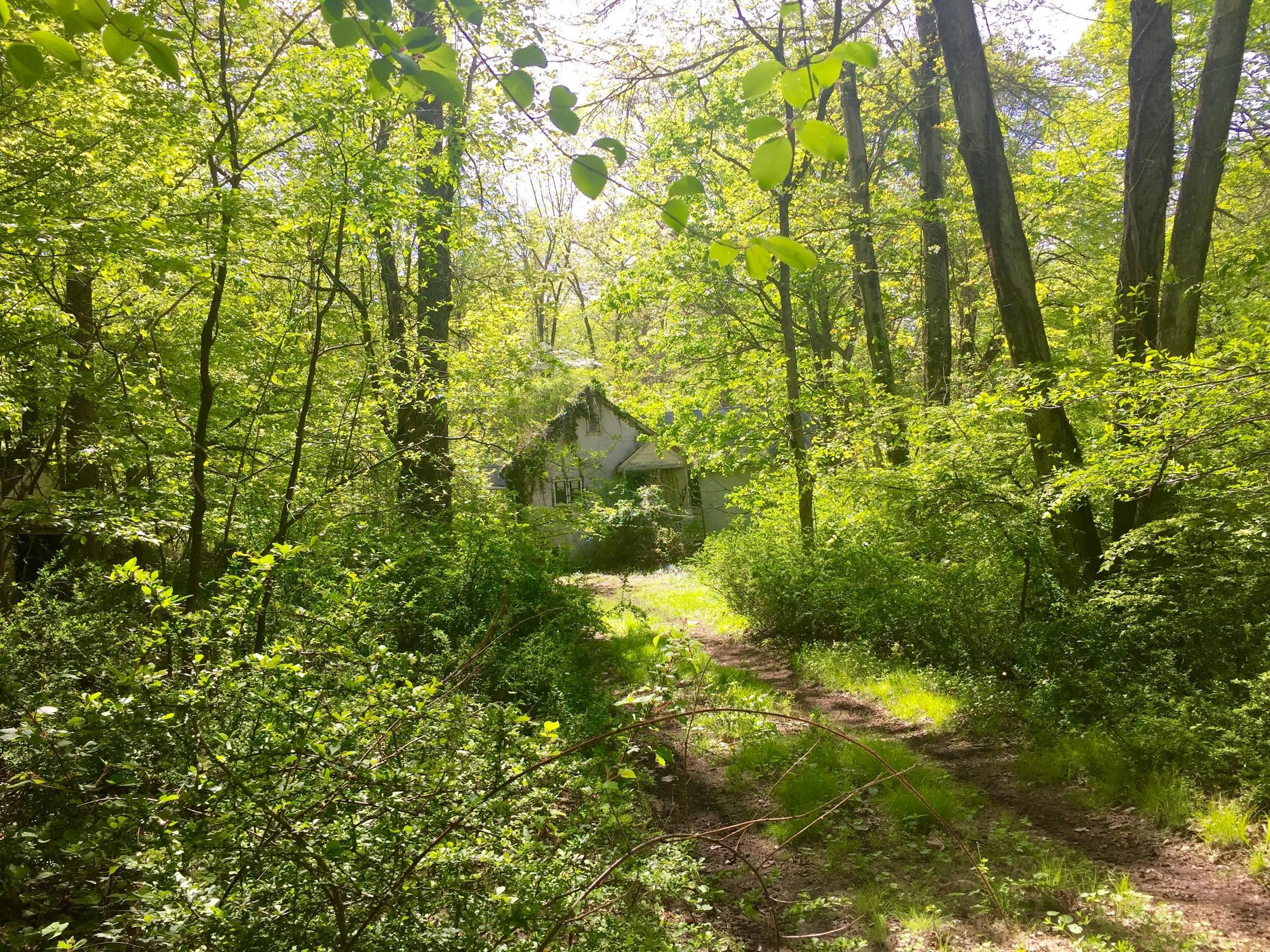 Частный односемейный дом для того Продажа на Peaceful Sanctuary 160 South Mountain Rd New City, Нью-Йорк 10956 Соединенные Штаты