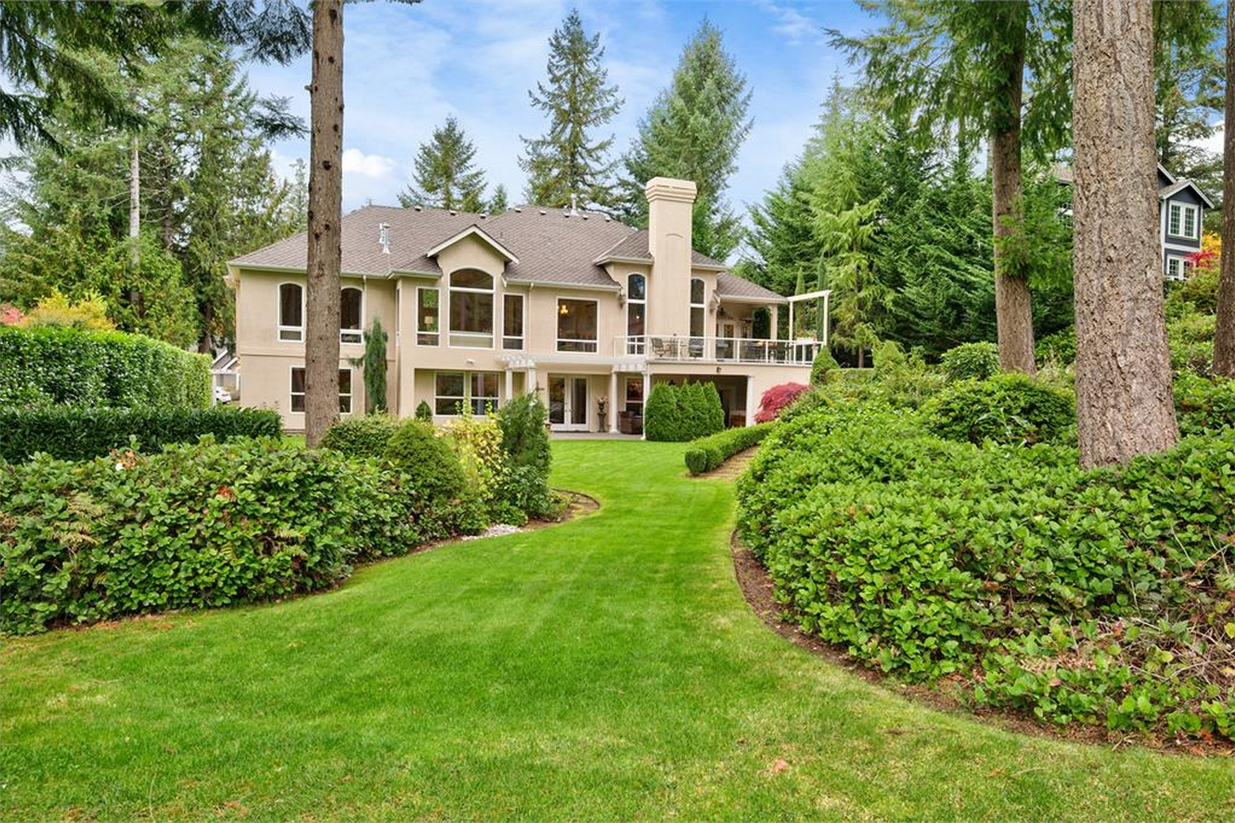 sales property at Exquisite Canterwood Fairway Estate