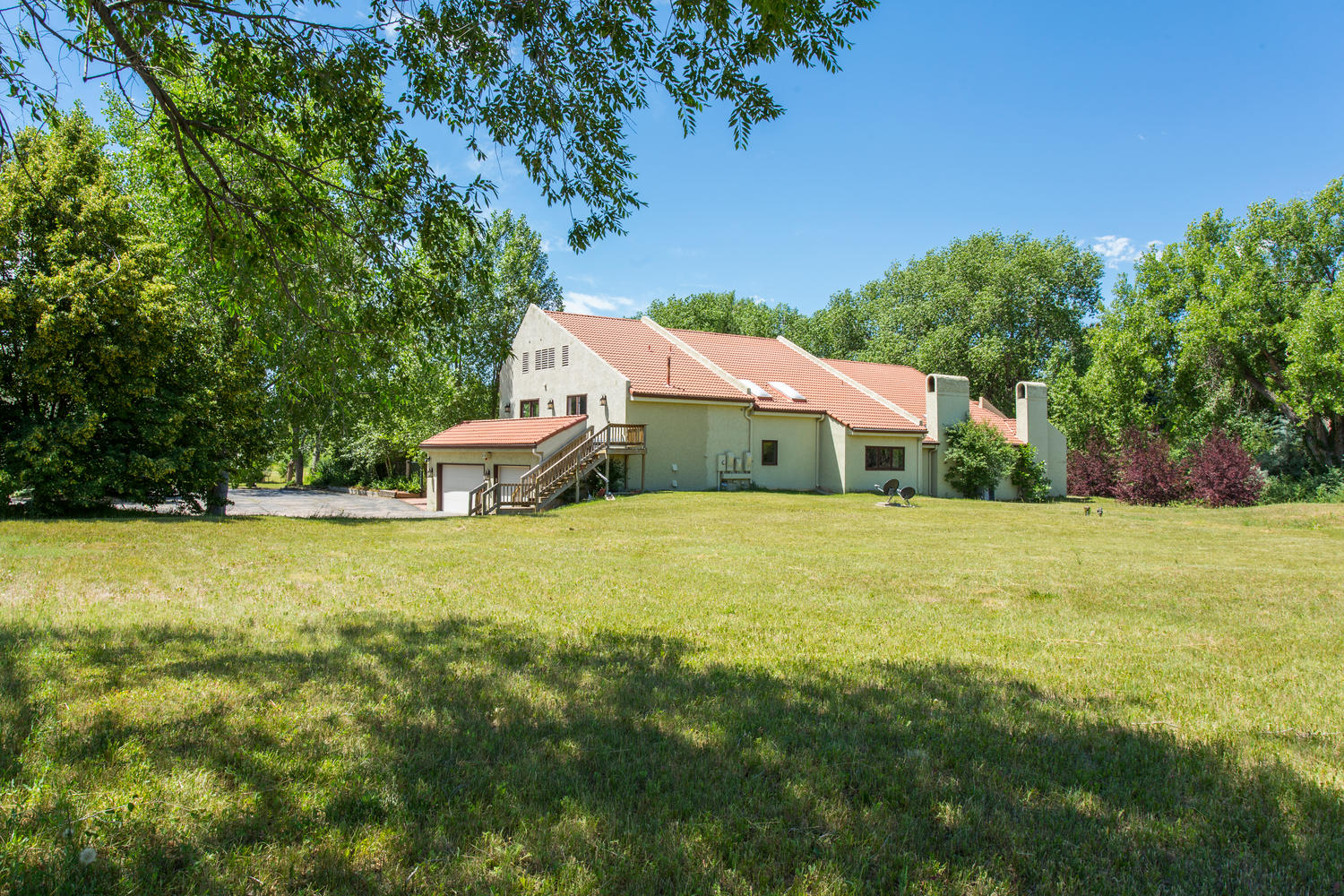 sales property at Private Acreage in Highly Coveted Cherry Hills Village