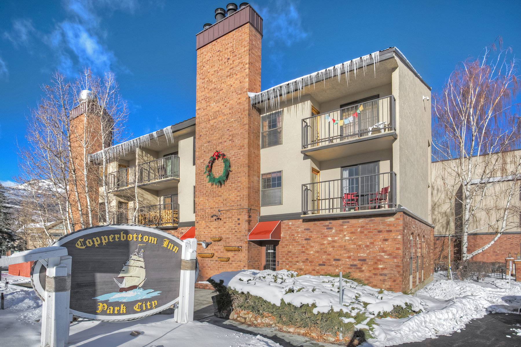 Copropriété pour l Vente à Your Little Slice of Heaven! 1637 Short Line Rd #201 Park City, Utah 84060 États-Unis