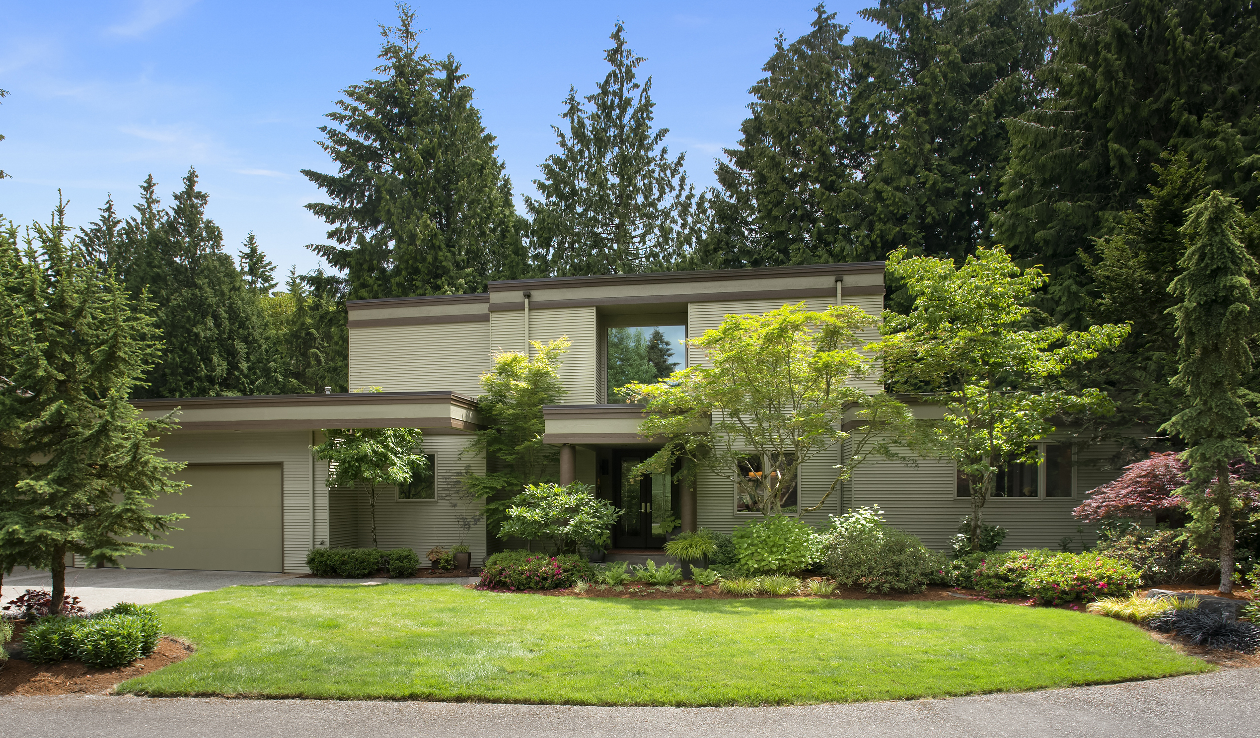Vivienda unifamiliar por un Venta en Sahalee Country Club 21215 NE 35th Lane Sammamish, Washington, 98074 Estados Unidos
