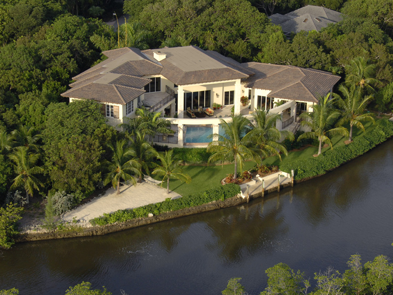 Maison unifamiliale pour l Vente à Extraordinary Private Retreat at Ocean Reef 24 Dispatch Creek Court Ocean Reef Community, Key Largo, Florida 33037 États-Unis