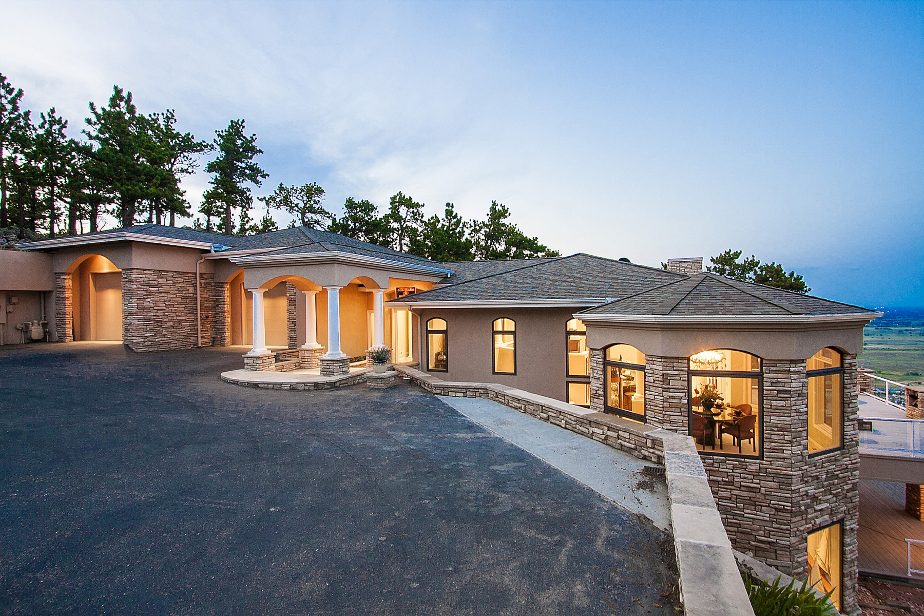 sales property at Majestic Views of Boulders Lakes and Flatirons