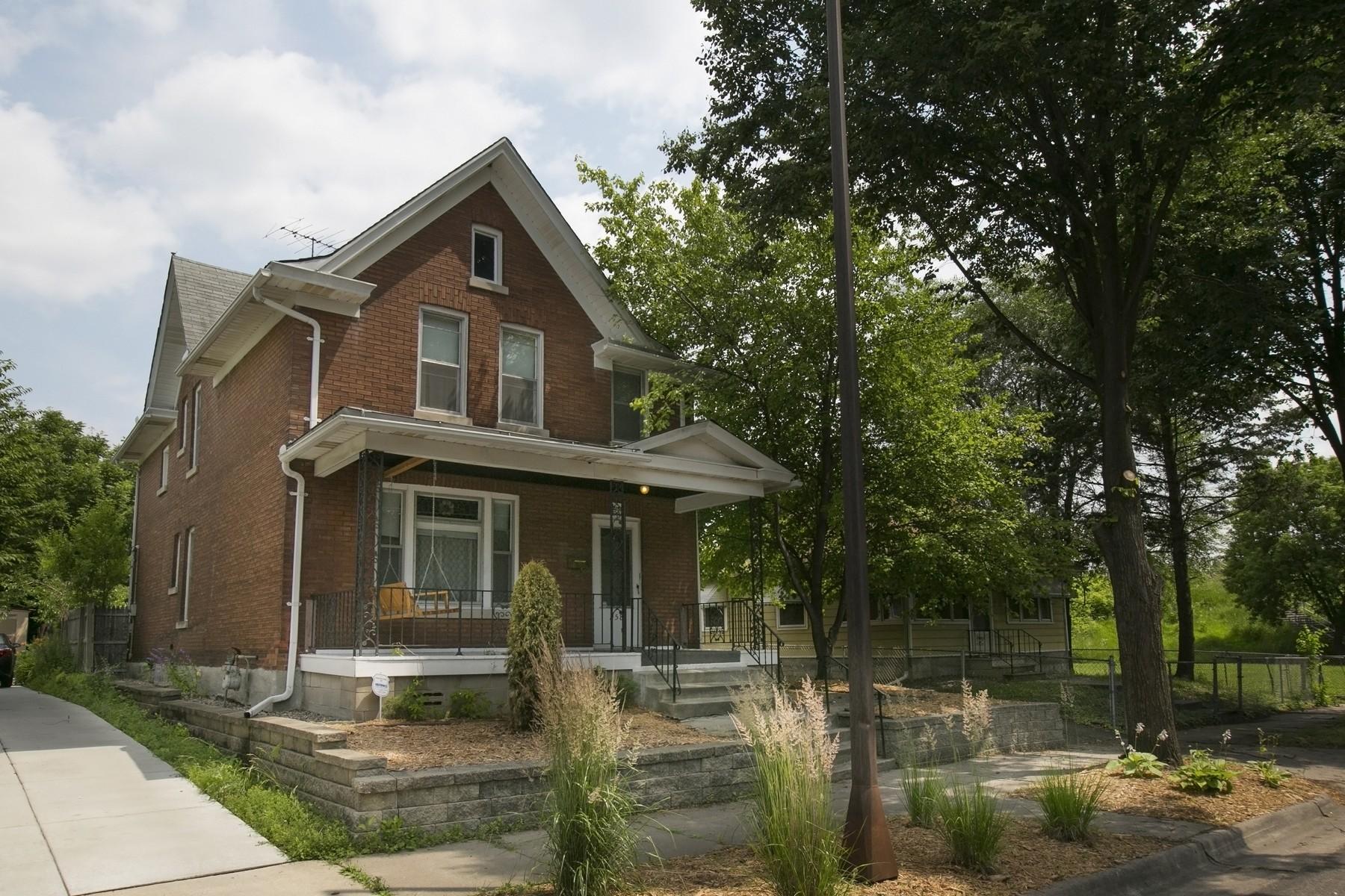 단독 가정 주택 용 매매 에 258 Colborne Street St. Paul, 미네소타 55102 미국