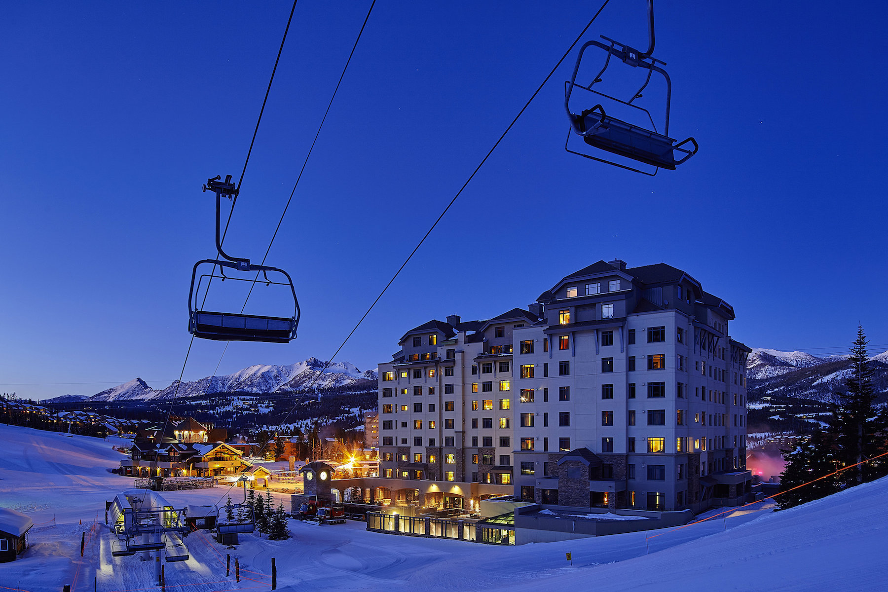 Condominium for Sale at Ski-in, Ski-out Summit Hotel Condo 60 Big Sky Resort Road Unit 10502 Big Sky, Montana, 59716 United States