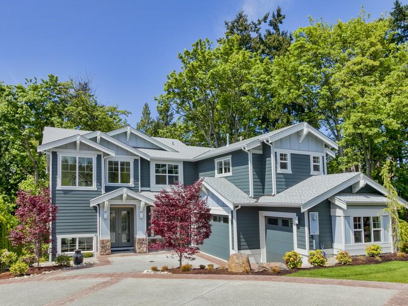 Vivienda unifamiliar por un Venta en Villa Pienza 10623 154Th (Lot #12) Place NE Redmond, Washington 98052 Estados Unidos