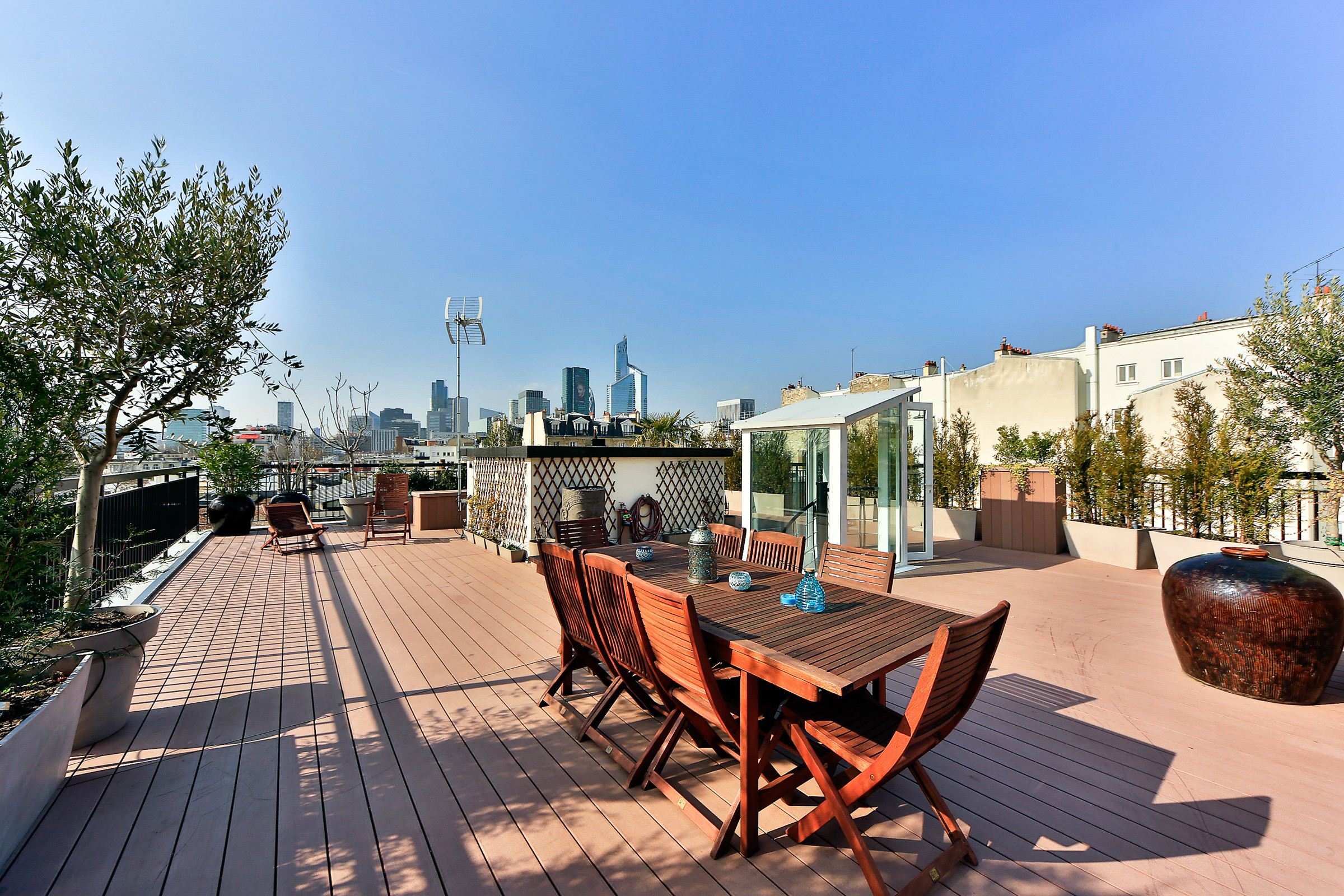 Apartment for Sale at Apartment - Penthouse Villa Madrid Other France, Other Areas In France 92200 France