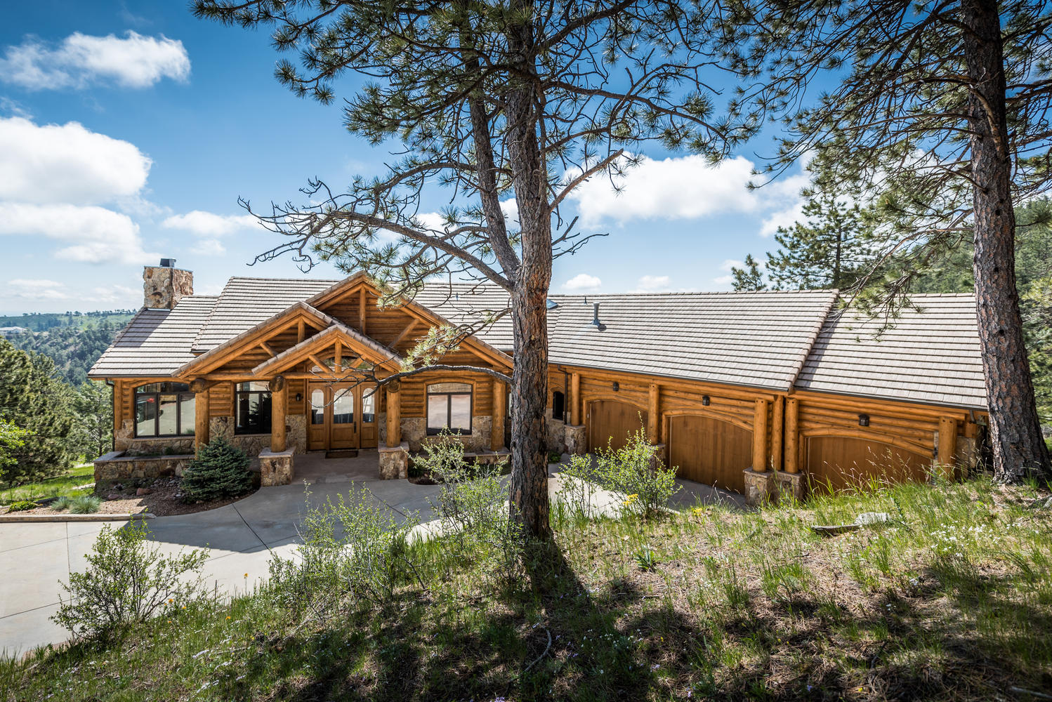 Single Family Home for Sale at Mountain Modern 1306 Reed Ranch Rd Boulder, Colorado, 80302 United States