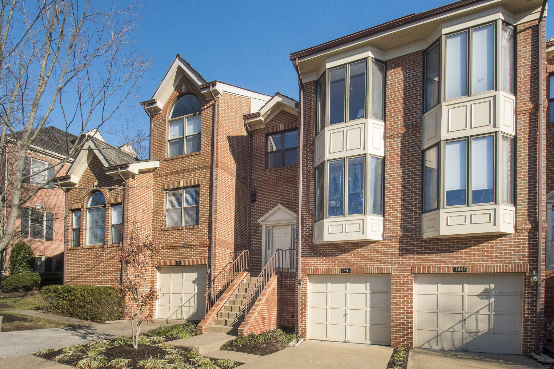 Townhouse for Sale at 1445 Hampton Hill Circle McLean, Virginia 22101 United States