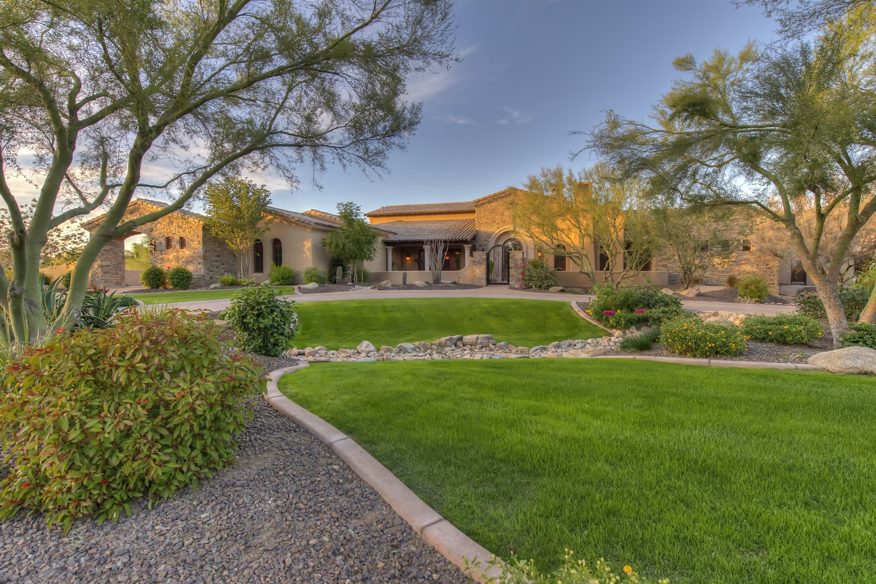 Property For Sale at Stunning Scottsdale Luxury Home In The Perfect Cactus Corridor Location