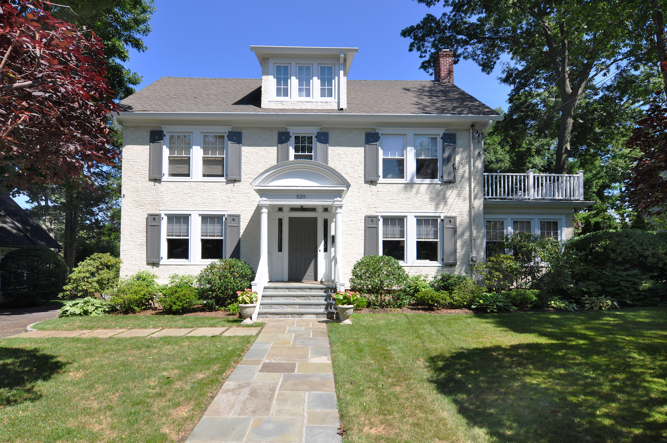Property For Sale at CLASSIC CENTER HALL COLONIAL