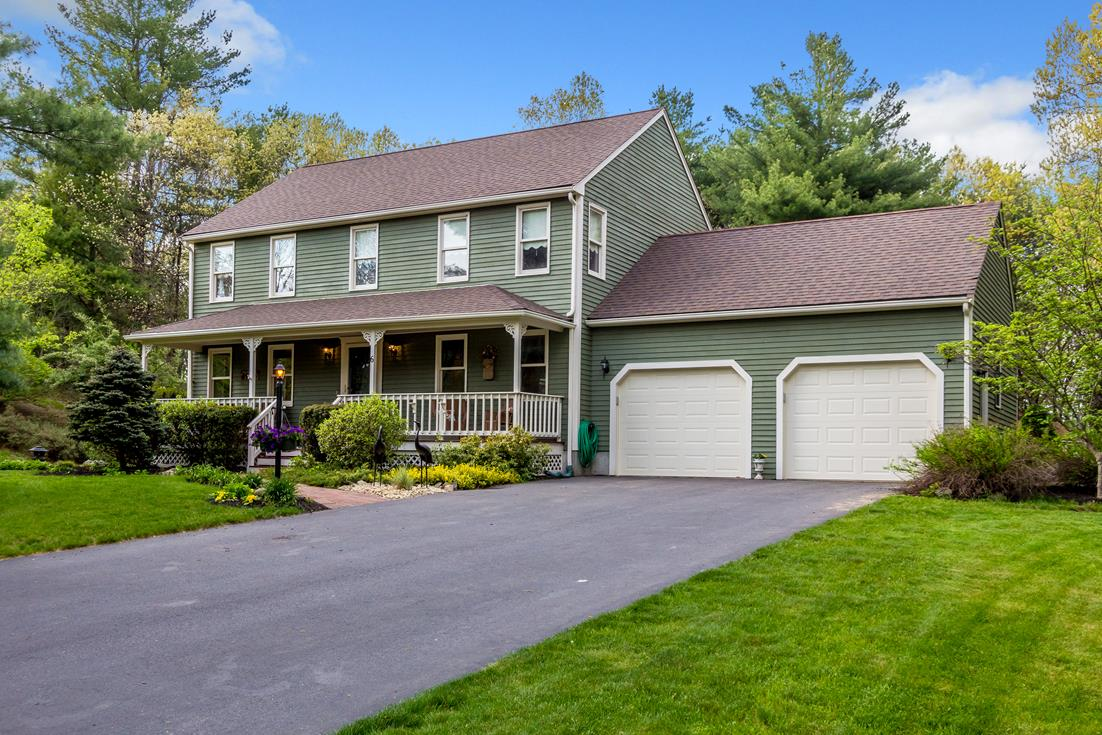 sales property at Classic Updated Colonial