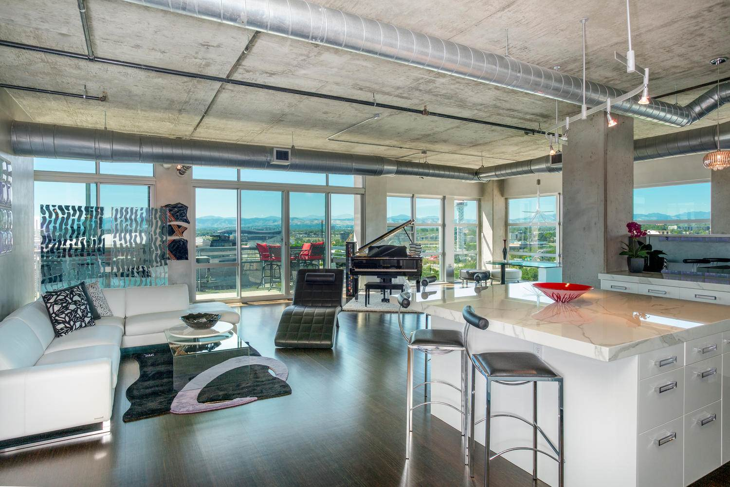 Condominium for Active at 1401 Wewatta Street #PH-4 Denver, Colorado 80202 United States