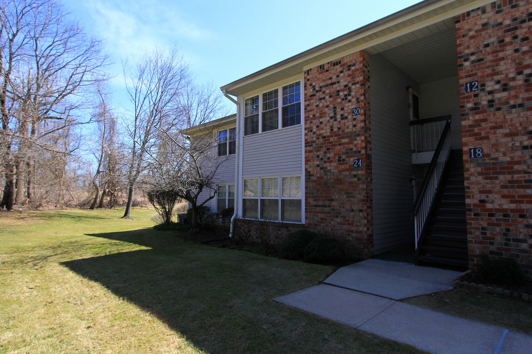 Condominium for Sale at Shady Oaks Gem for the Over 55 30 Snowberry Ct Middletown, New Jersey 07748 United States