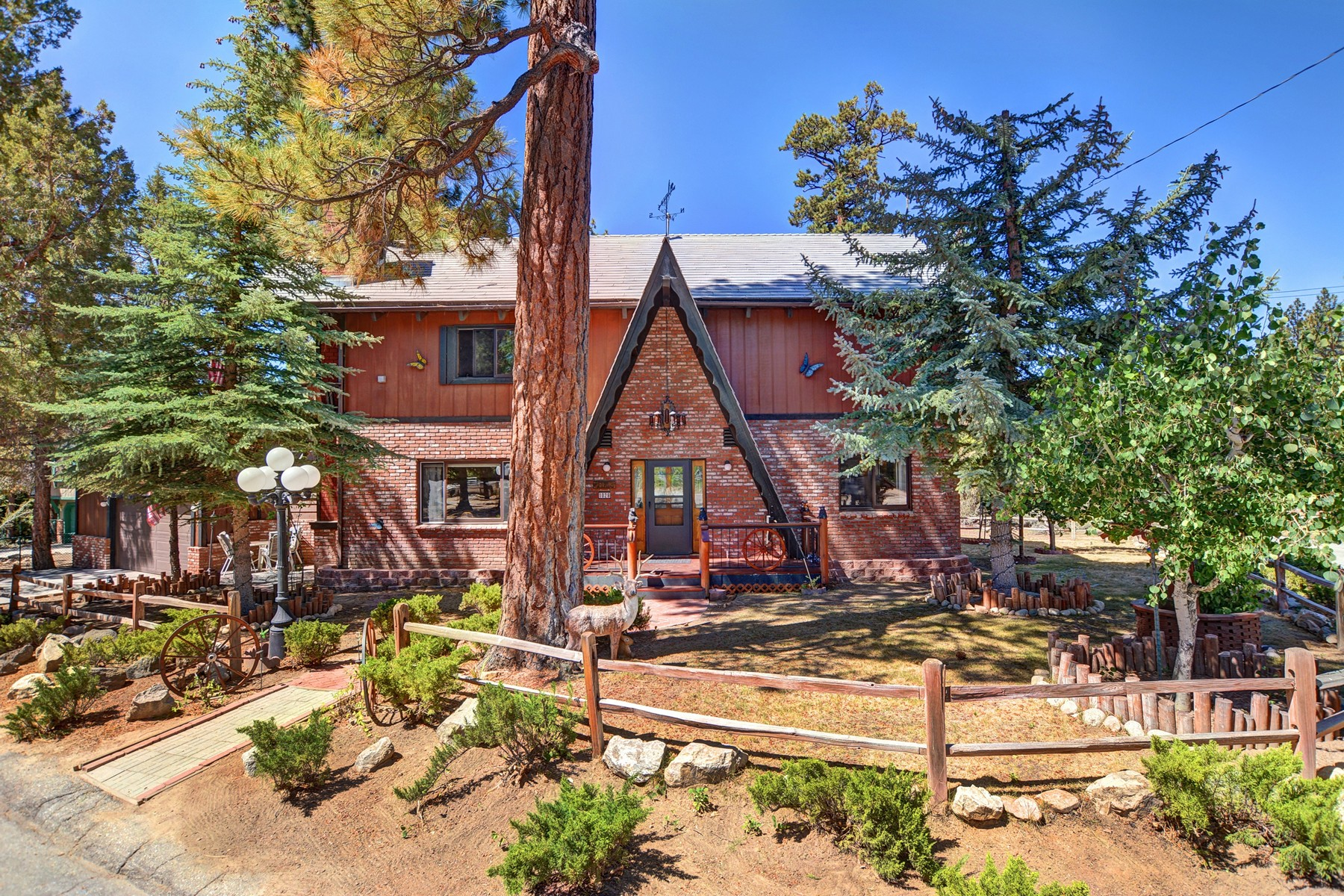 Single Family Home for Sale at 1029 Feather Mountain Drive Big Bear City, California 92314 United States